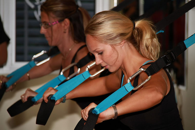 SUSPENSION TRAINING – TRX